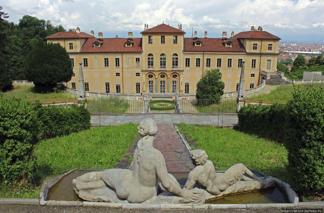 «Вилла королевы» на Туринском холме (объект ЮНЕСКО 823-003)