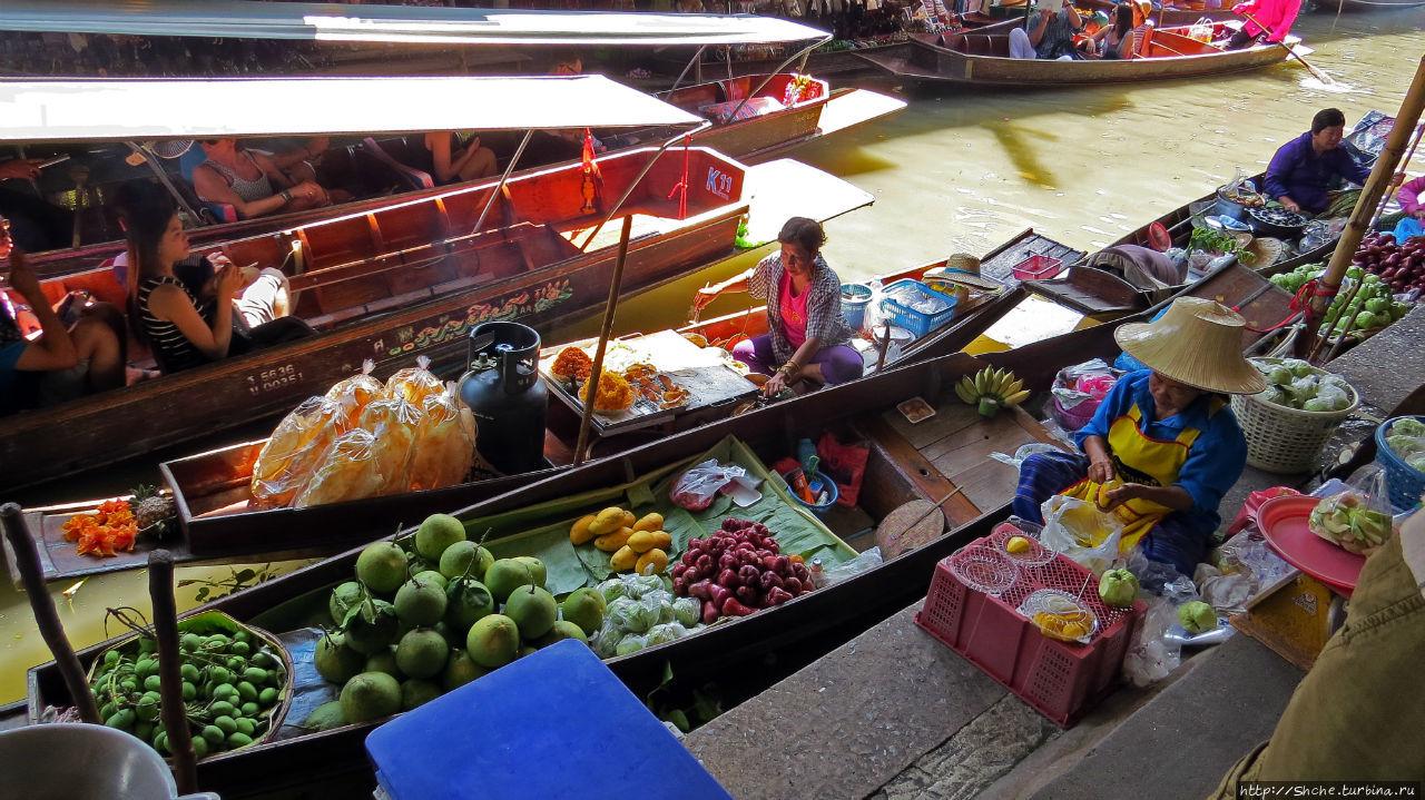 Плавучий рынок в Паттайе фото видео как добраться