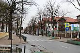 Старинные улицы Сопота.
