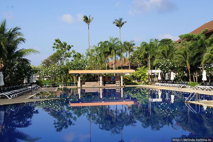 бассейн у Тропик