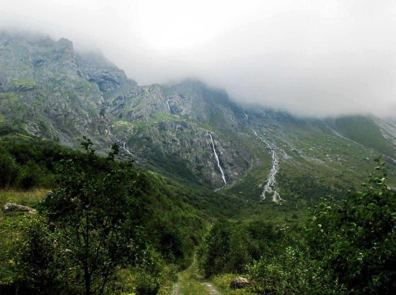 Мидаграбинские водопады Мидаграбинские водопады, Россия
