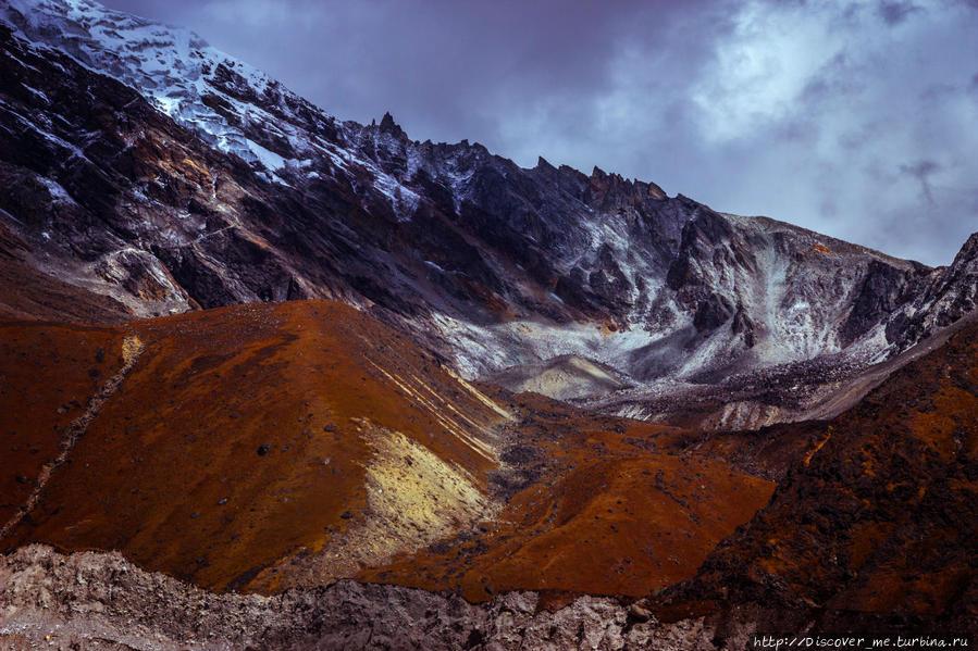 Гокио - ледник Нгозумба  – Дрогнак