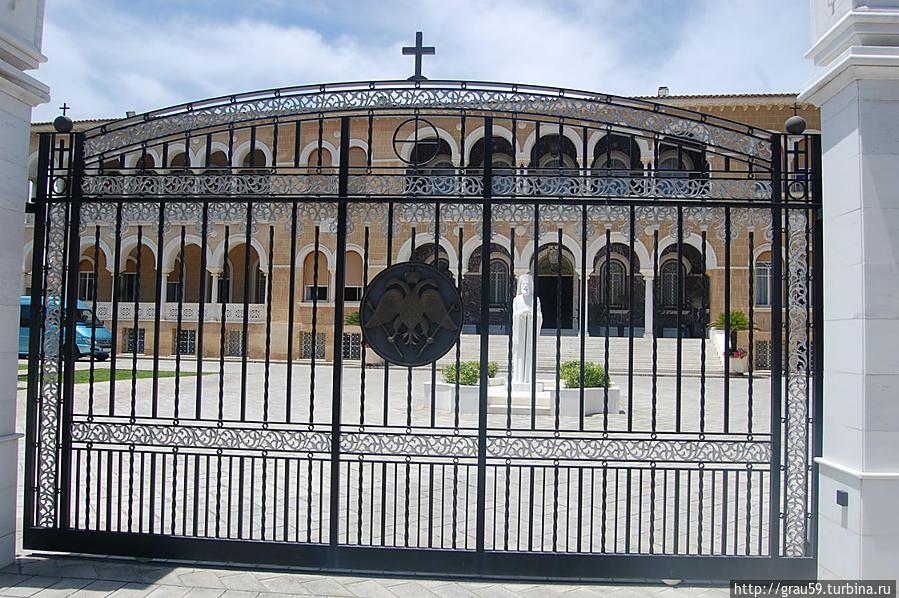 Дворец архиепископа Никосия, Кипр