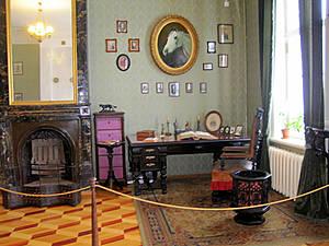 Экспозиция Главного дома