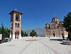 Храм и колокольня