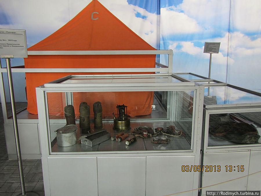 Спасательное оборудование АНТ-25