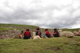 Привал на обочине — Саскайхуаман, Перу