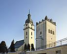 Костел Св. Антония и ренессансная звонница