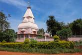 Индуистский храм в Джинже