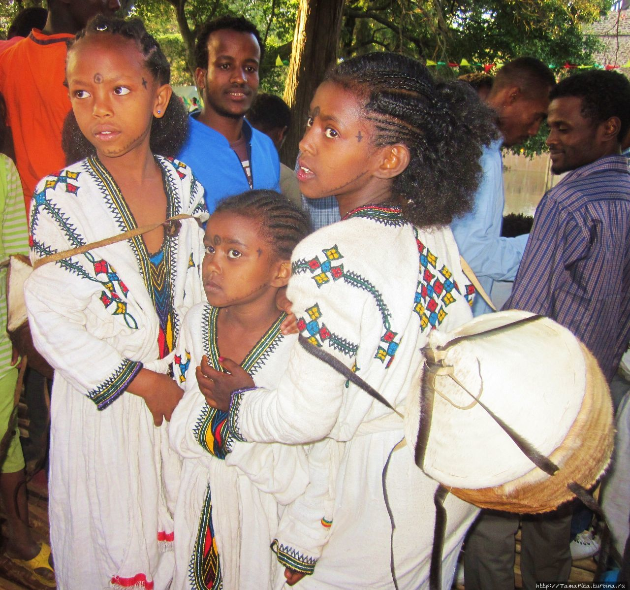 Празднование Крещения в Эфиопии или вслед за Ковчегом Завета