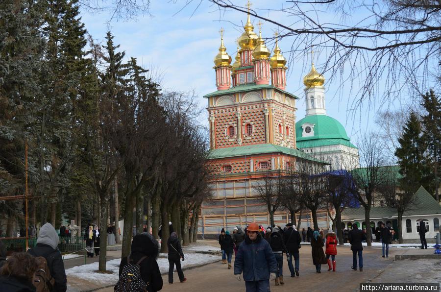 Накануне прощения Сергиев Посад, Россия