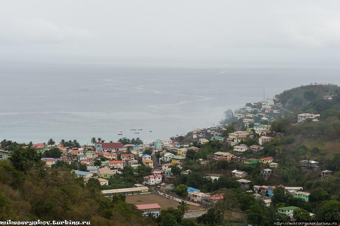 Карибская Сент-Люсия Сент-Люсия