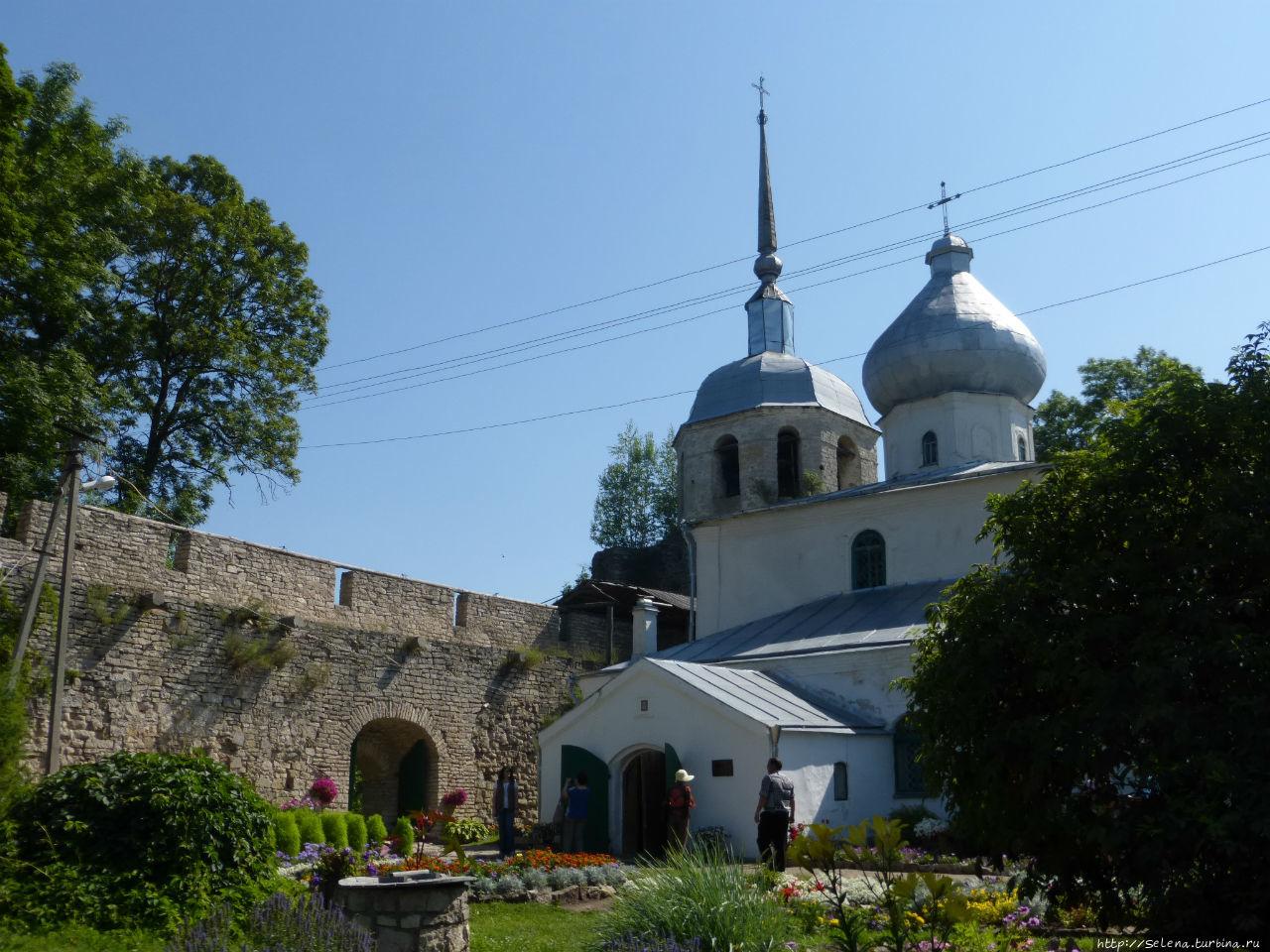 Никольская церковь, 18 век