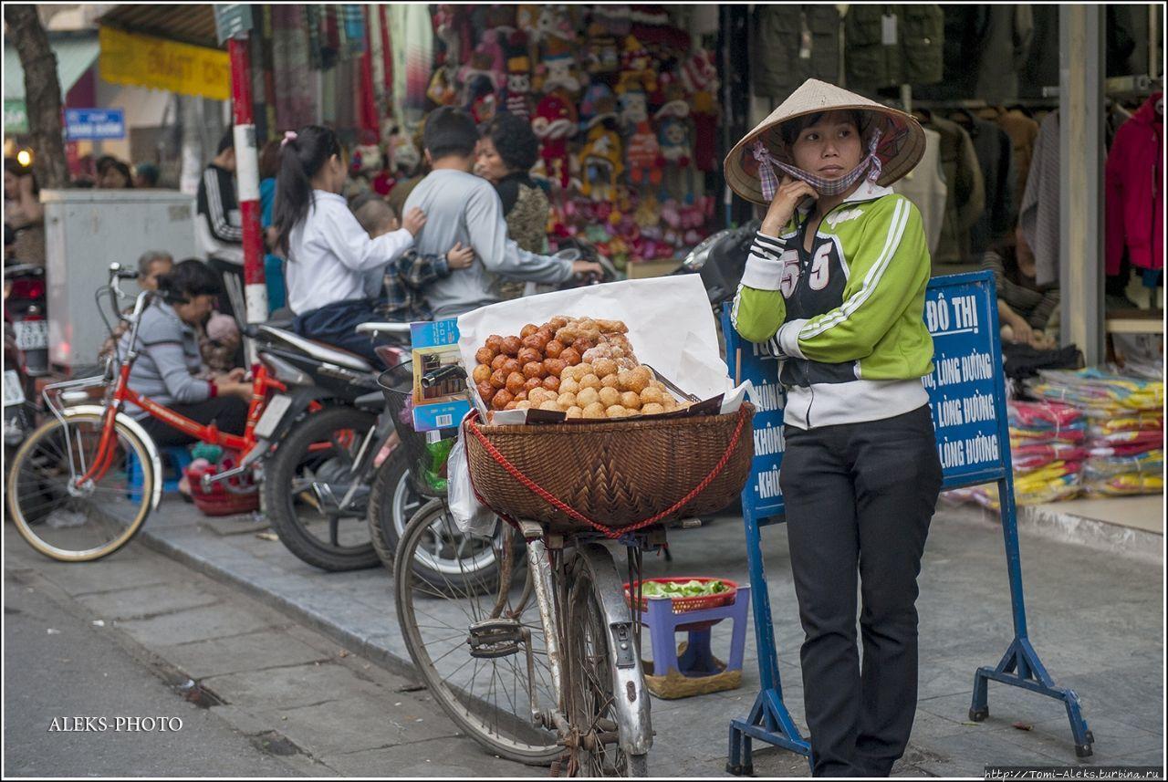 Тридцать шесть торговых улиц (Вьетнамские Зарисовки ч7)