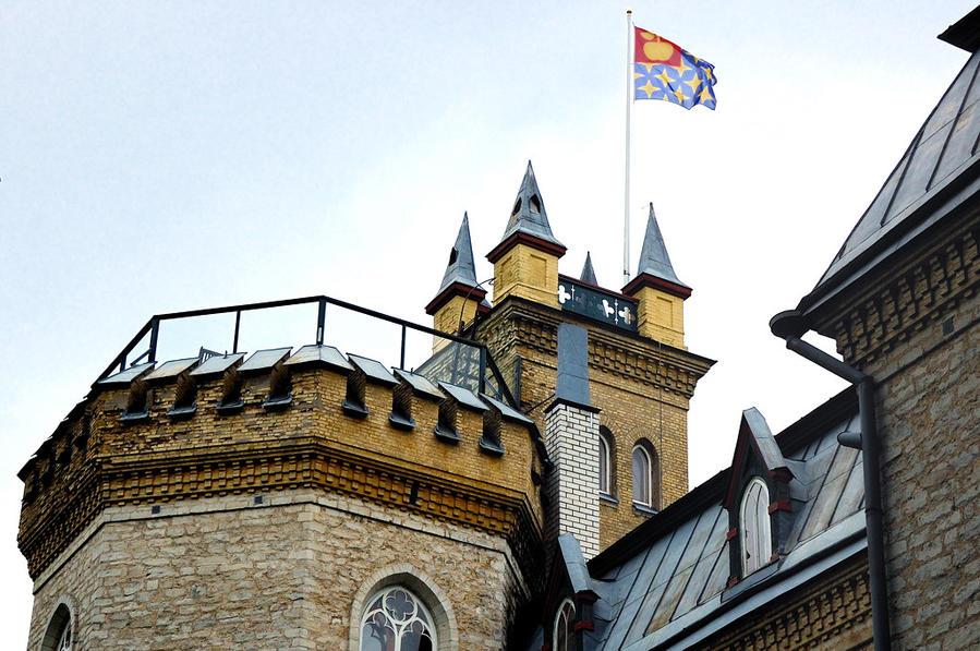 Замок Лайтсе сегодня
