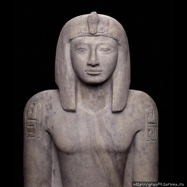 Фараон Сети II. Фото из И