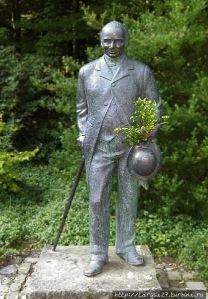 Бремен. Памятник Людвигу