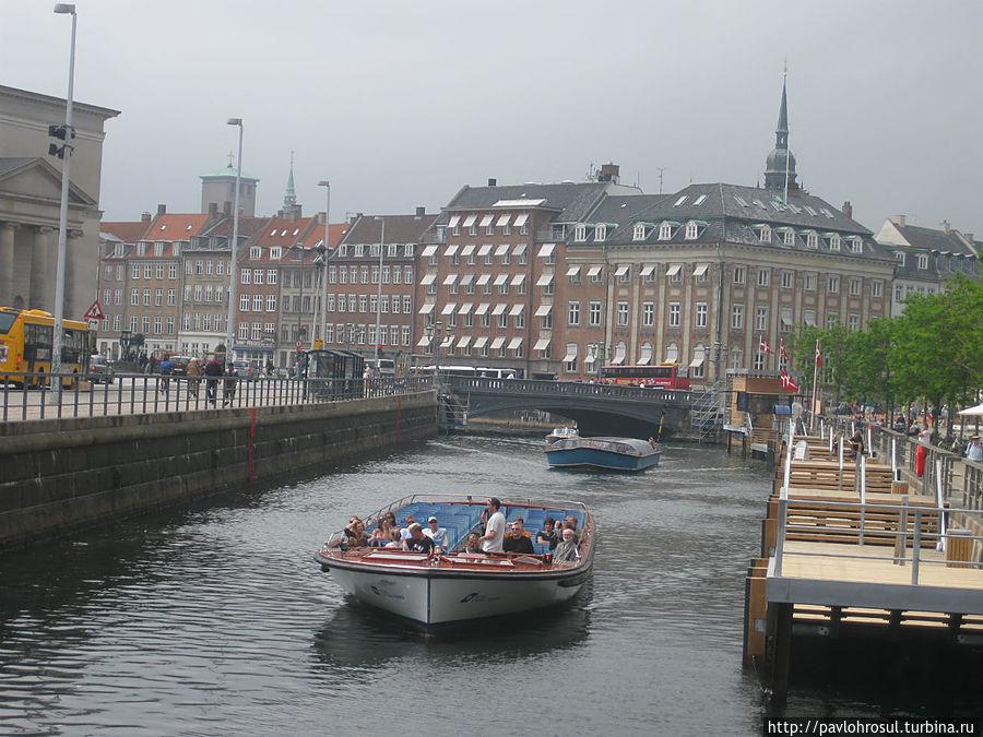 Вот такая она столица Дании и один из крупнейших городов Скандинавии