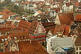 Панорама старого города с крепостной стены