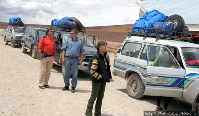 К высокогорной экспедиции