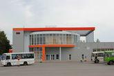 Павловский автовокзал находится на улице Фаворского, на одной из главных улиц города.