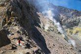 Справа кратер