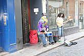 уличные музыканты