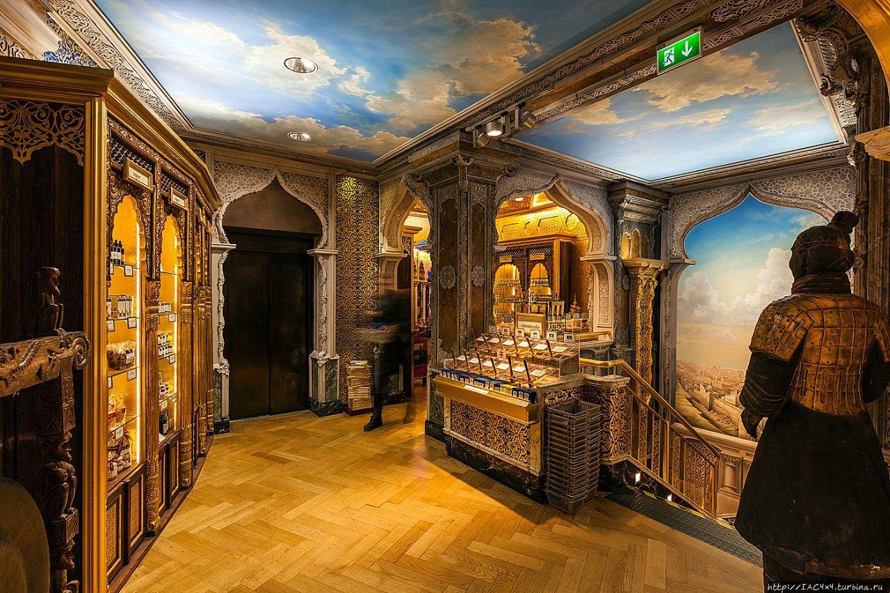 Магазин специй Альфонса Шубека Мюнхен, Германия