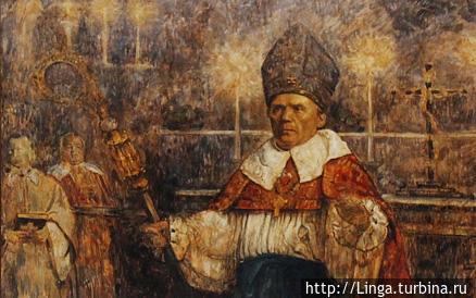 фото с сайта Шведской церкви святой Маргариты