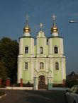 бывший костел на Замковой горе — теперь православный храм