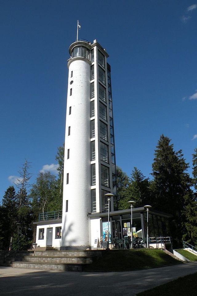 Современная башня. Википе
