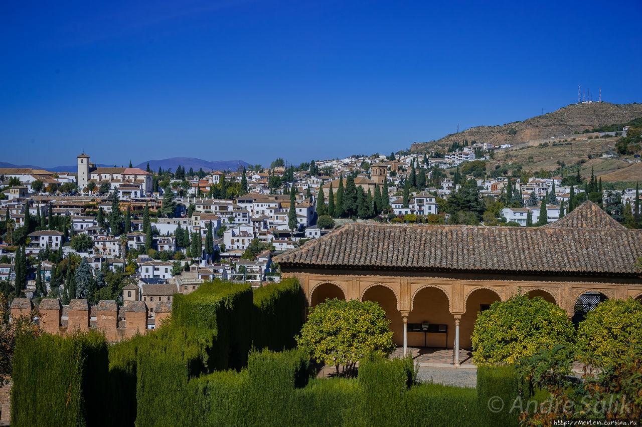 Альгамбра Гранада, Испания