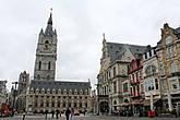 Башня Белфорт и Королевский фламандский театр