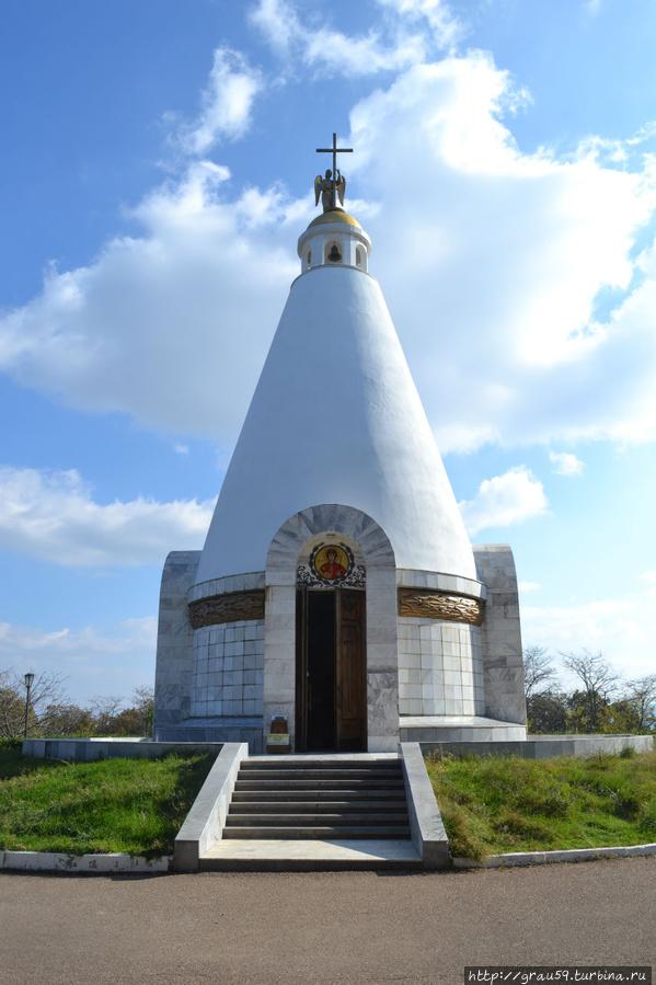 Храм-часовня святого Георгия Победоносца Севастополь, Россия