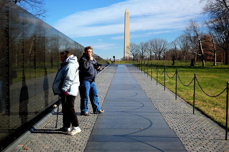 Стена плача Вьетнамской войны