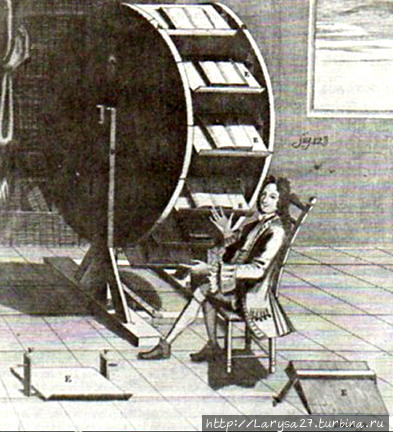Книжное колесо