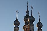 Купола надвратной церкви