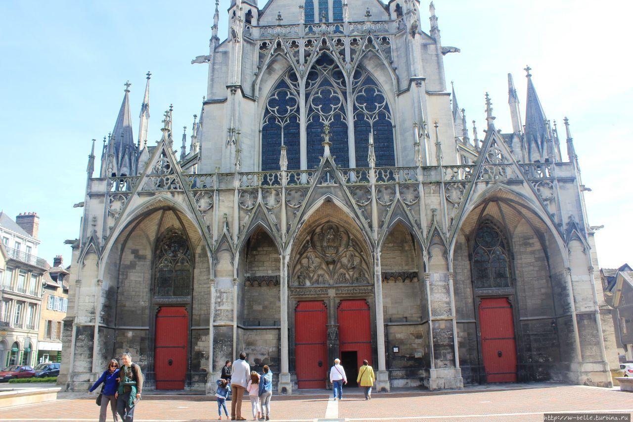 Базилика Св. Урбана. Труа, Франция