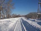 Дорога на север.