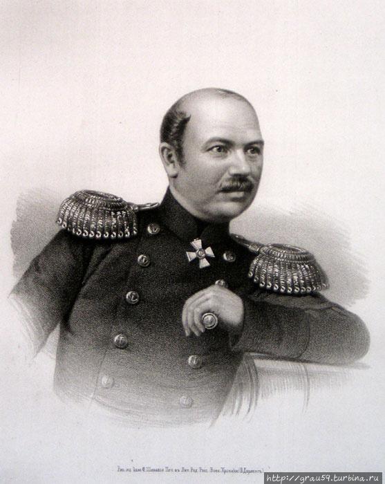 Адмирал Истомин В.И. (фото из Интернета)