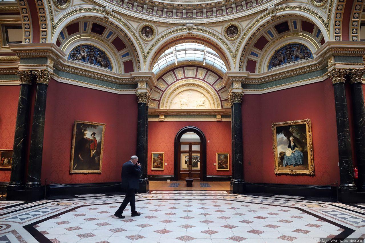 галерея лондонская фото картинная