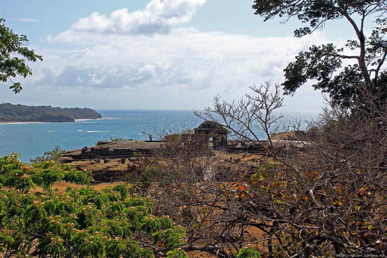 Сан Лоренсо — так обороняли Панаму от карибских пиратов