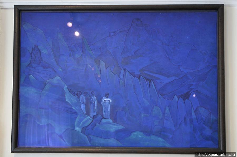 Сжигание тьмы, 1924