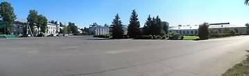 Центр Пошехонья Ярославской обл (пл. Свободы).