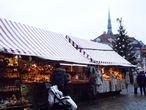 Рождественская ярмарка на Домской площади