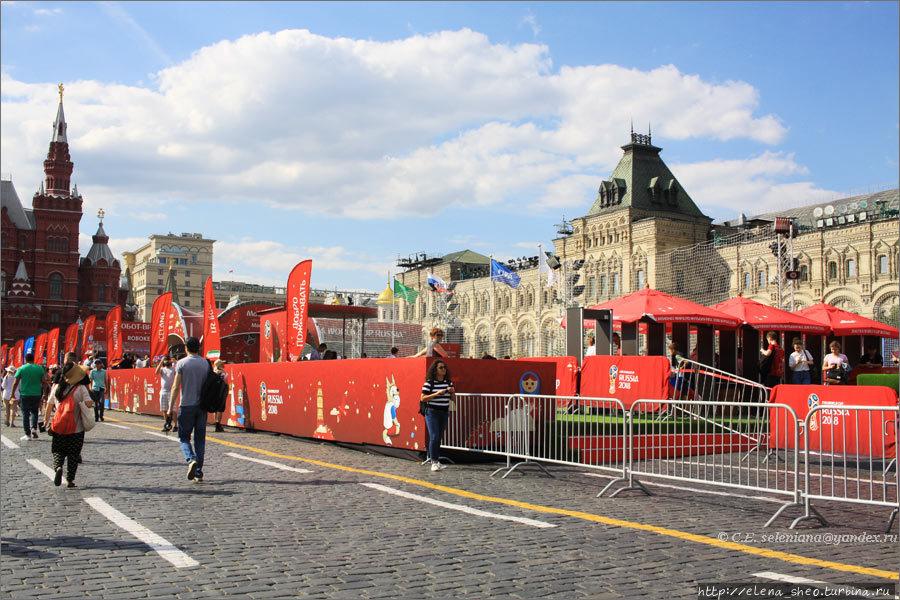 1.Красная площадь открыта