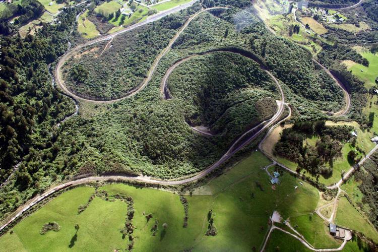 Спираль Рауриму. Фото из