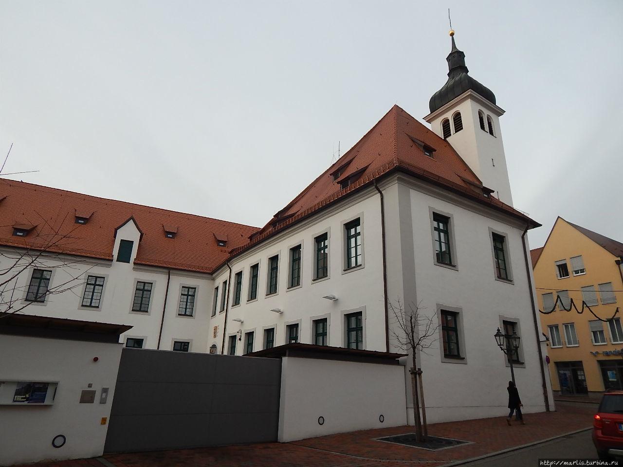 Дом Тевтонского ордена (обьект N6 ) Донаувёрт, Германия