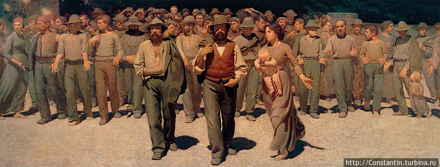 Пеллицца да Вольпедо — Четвертое сословие