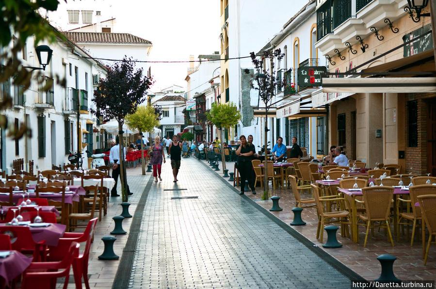 Эстепона: Вкус жизни… Или поедая всё! Эстепона, Испания